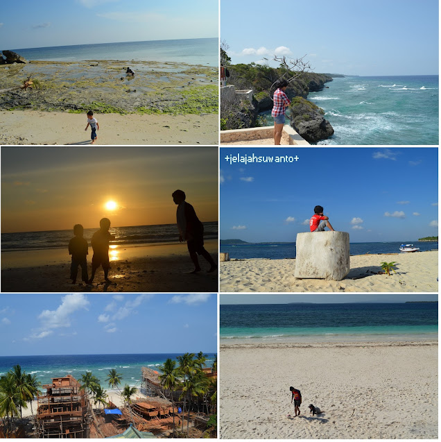 Objek Wisata sekitar Tanjung Bira