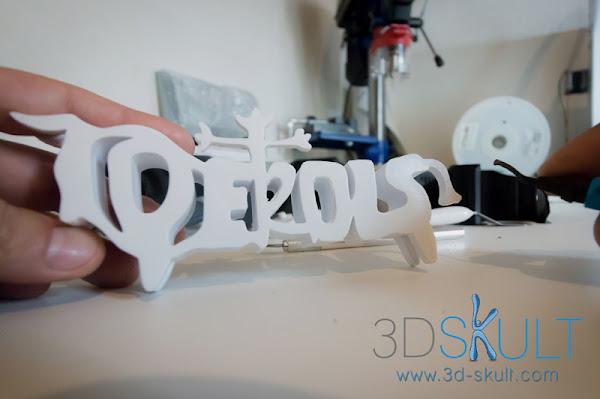 3D imprimer Pérols