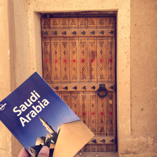 tourist guide riyadh saudi arabia photo
