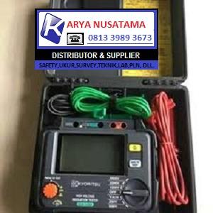 Jual Voltage Insulatin Tester Kyoritsu Type 3125a di Makasar