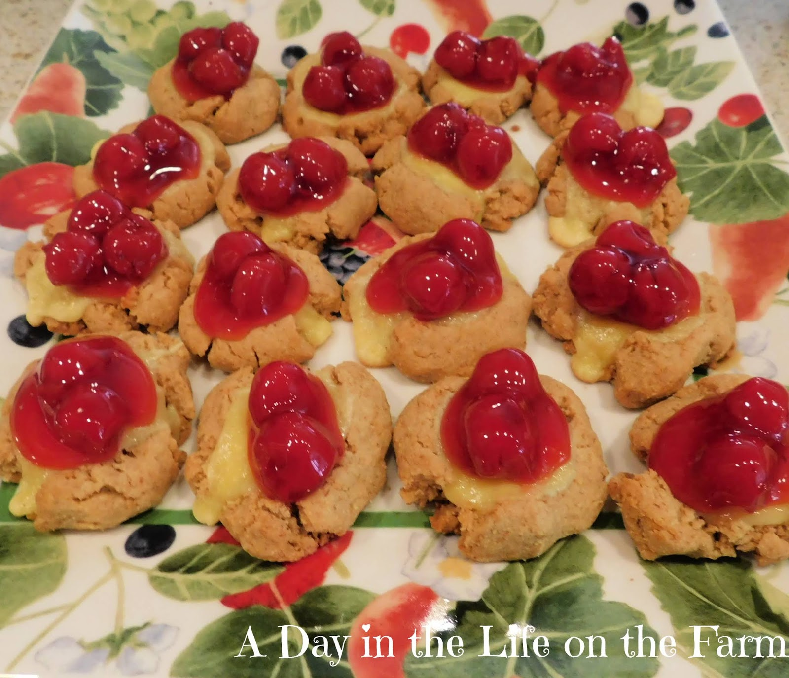 Cheesecake Cookies
