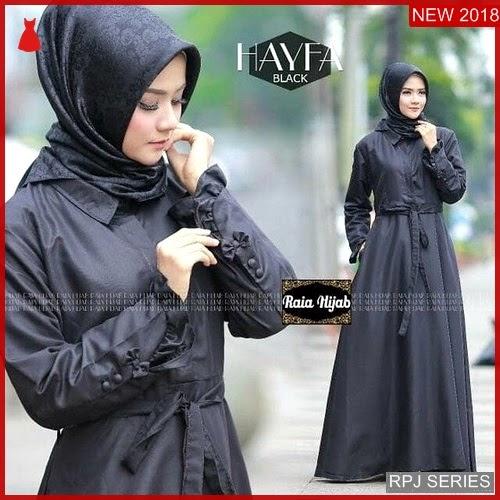 RPJ152D116 Model Dress Hayfa Cantik Dress Wanita