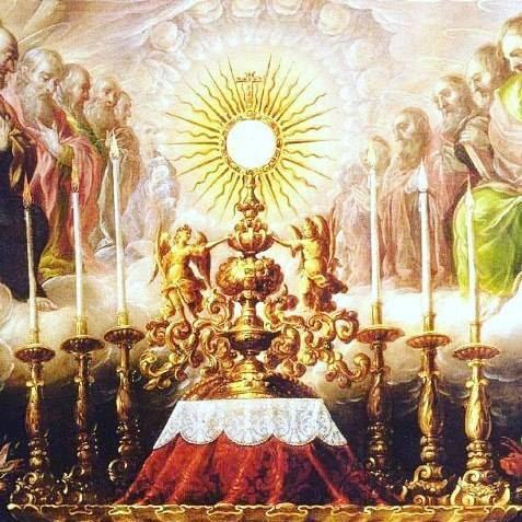 MiL - Messainlatino.it: Dieci ragioni per adorare il SS. Sacramento