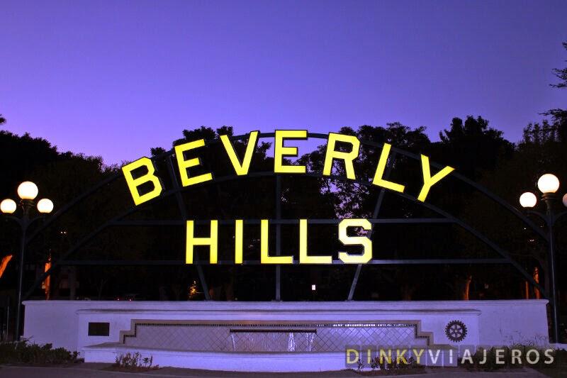 Señal de Beverly Hills