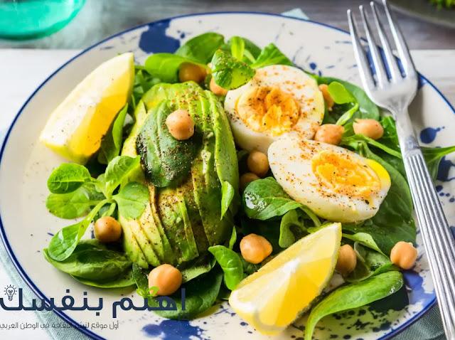 حميات غذائية للتخسيس وفقدان الوزن