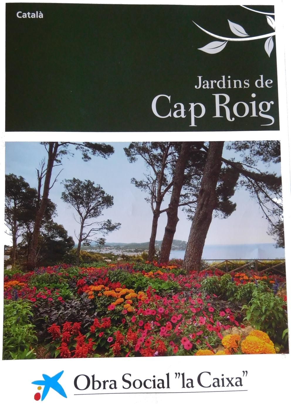 Caminaires de les faldes del montseny cam de ronda for Jardines cap roig