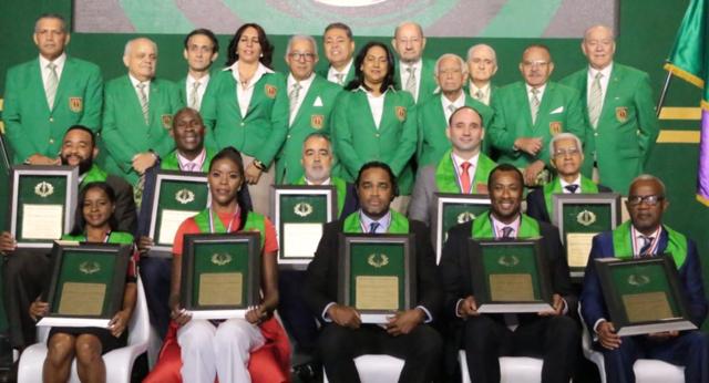 Los nuevos inmortales del Salón de la Fama Dominicano