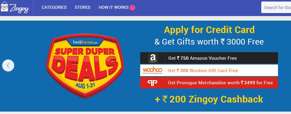 Zingoy launches C2C platform for Buying and Selling Gift Cards