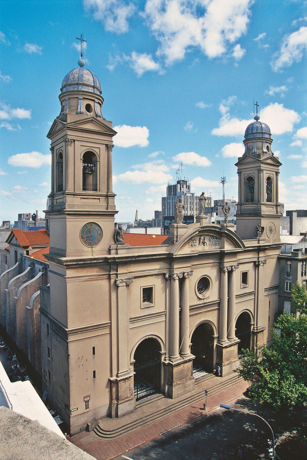 Montevideo en 1.000 imágenes.: Catedral Metropolitana - Catedral ...
