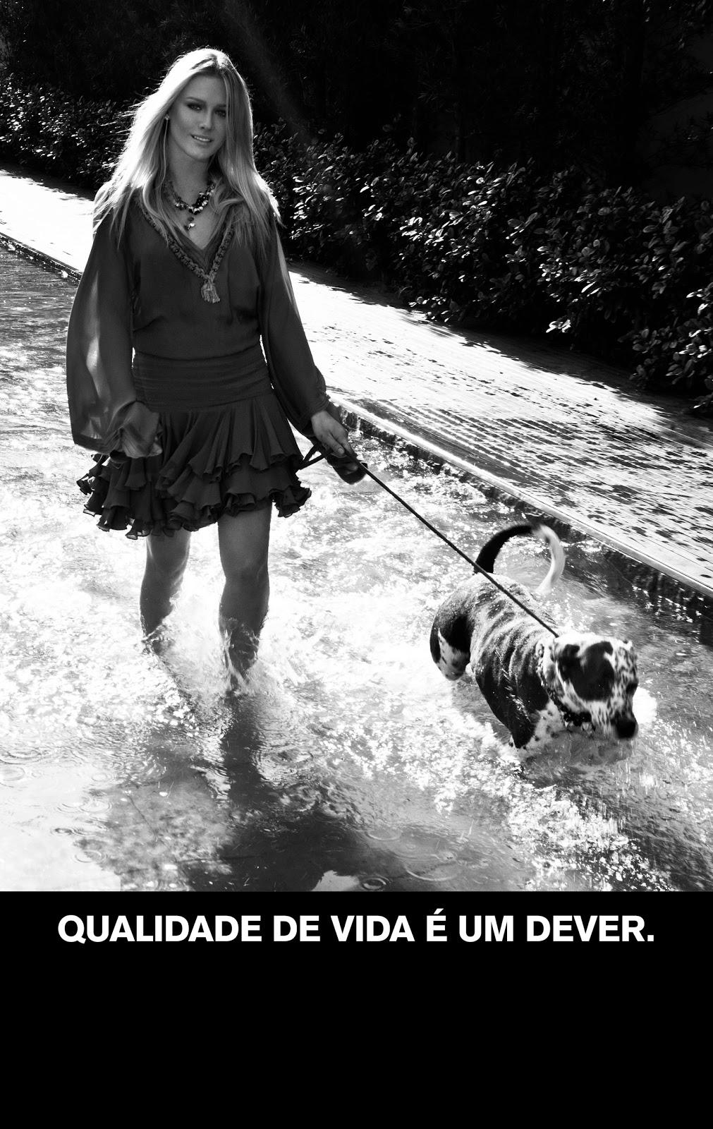 1dd652706 Shopping VillaLobos recebe exposição de fotos de famosos com animais ...