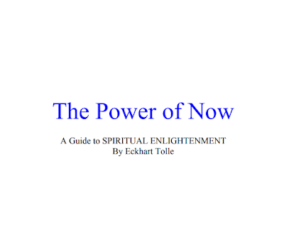 The Power Of Now By Eckhart Tolle Pdf