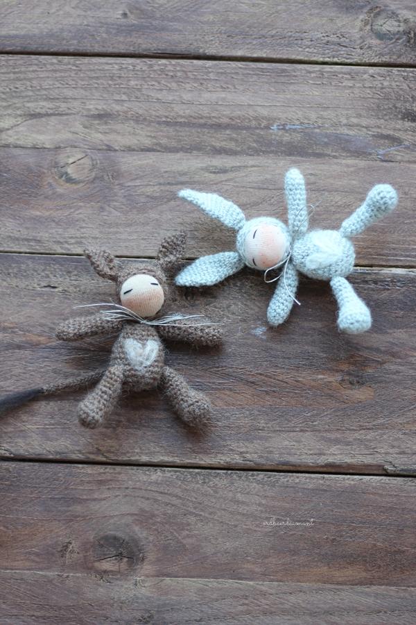 Seelchenliebe | natural doll art | erdbeerdiamant