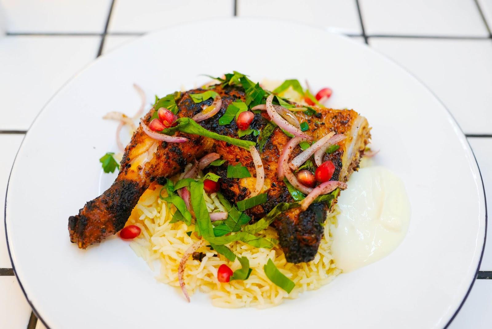 Eat Drink KL | Ben's Charcoal Chicken, Bangsar