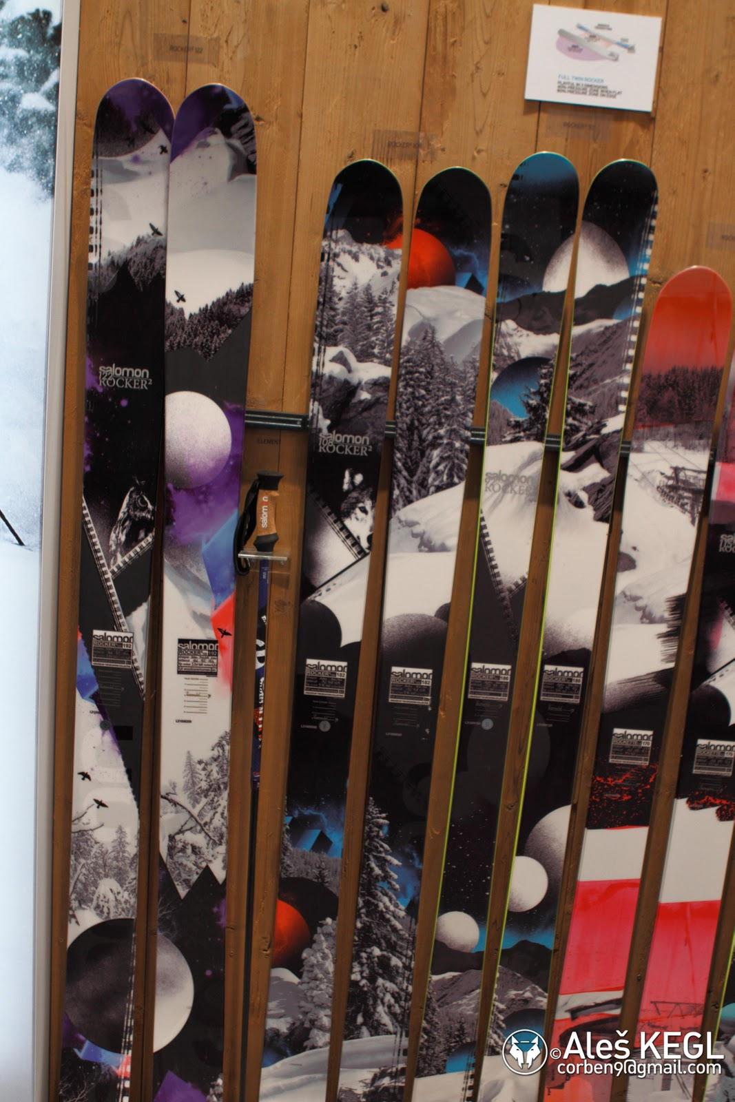 ISPO 2012: Skis Part I: Salomon, Dynafit Silvretta and