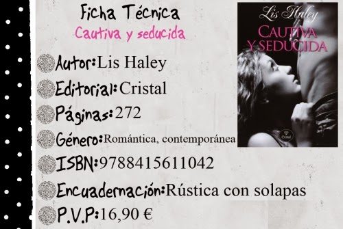 cautiva y seducida lis haley