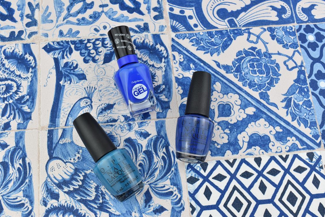 Pantone Farbe des Jahres 2020 - Classic Blue - Nagellack