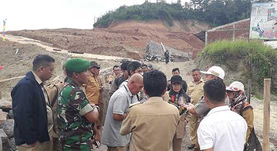 Bermasalah, Proyek Perumahan Menantu Presiden Jokowi Diprotes Warga