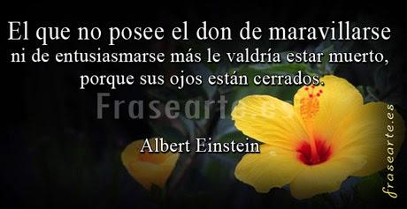 Frases famosas de Albert Einstein
