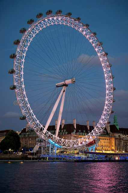 A Guide To The London Eye
