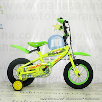 12 Inch Wimcycle Minions Kids Bike