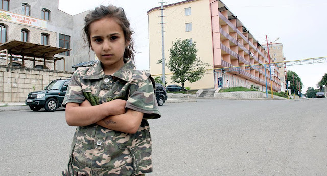 Los enemigos de los niños preescolares de Azerbaiyán