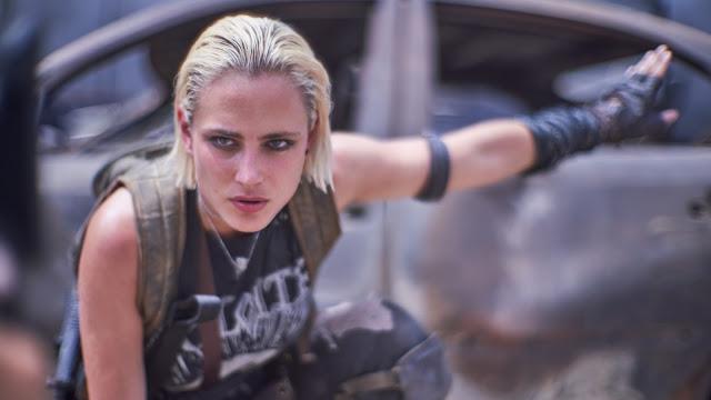 Nora Arnezeder Zack Snyder | Army of the Dead | Netflix