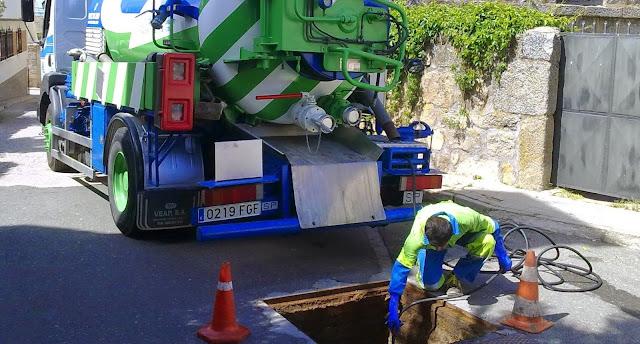Localización de fugas de agua en Madrid