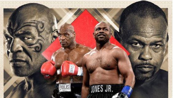 Watch Mike Tyson vs Roy Jones Jr 11/28/20 – 28 November 2020