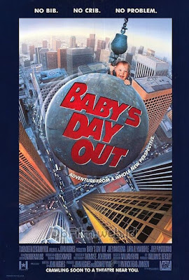 Sinopsis film Baby's Day Out (1994)