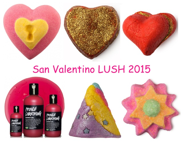 lush happy valentine 2015