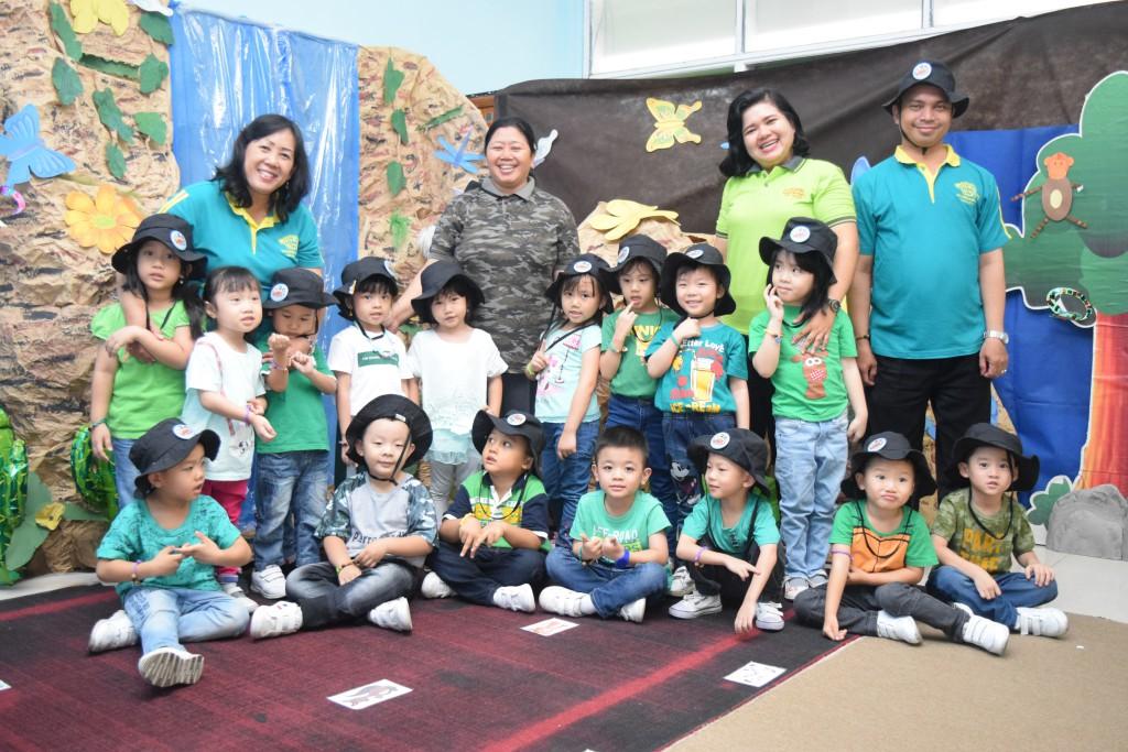 VBS KB-TK Kristen Kalam Kudus Surakarta 2019 Day 2