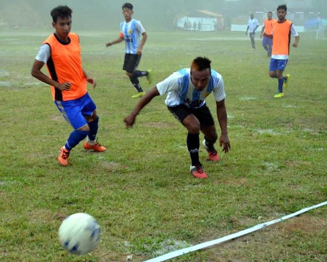 Amukta Pariwar Siliguri Vs Share FC Kalimpong