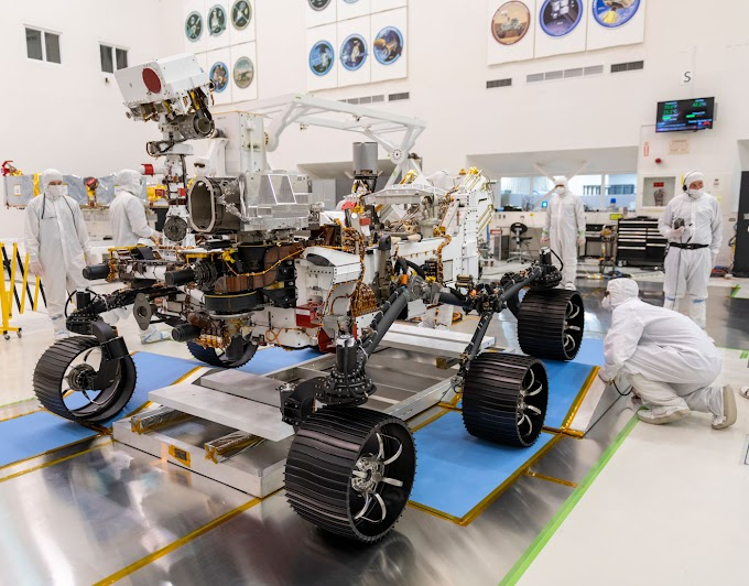 NASA's Perseverance Rover Vs Curiosity Rover - What's New, What's Improved