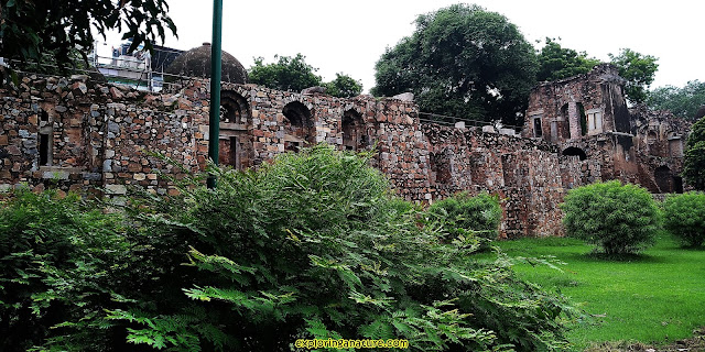 Hauz- I - Alai at Hauz Khash