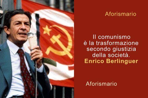 Aforismario Aforismi Frasi E Citazioni Sul Comunismo