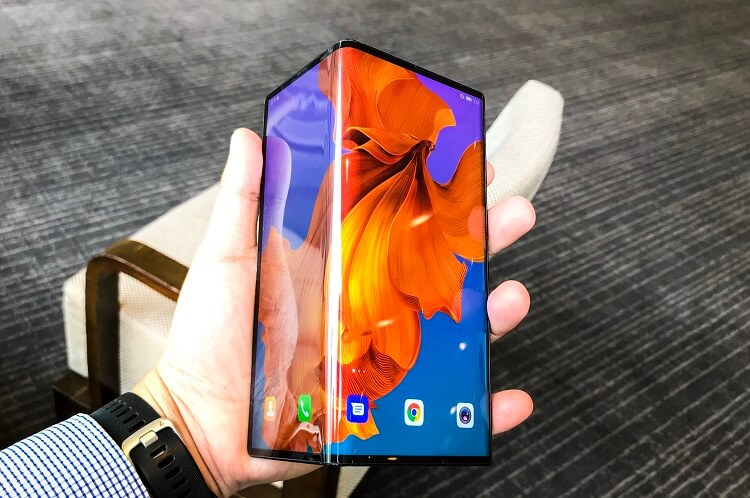 Huawei's First 5G Foldable Phone