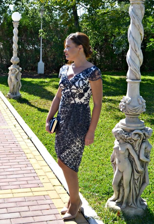 look invitada de boda Marchessa Notte