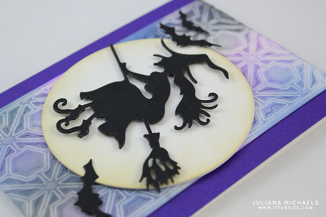 Halloween Witch Card | Spellbinders