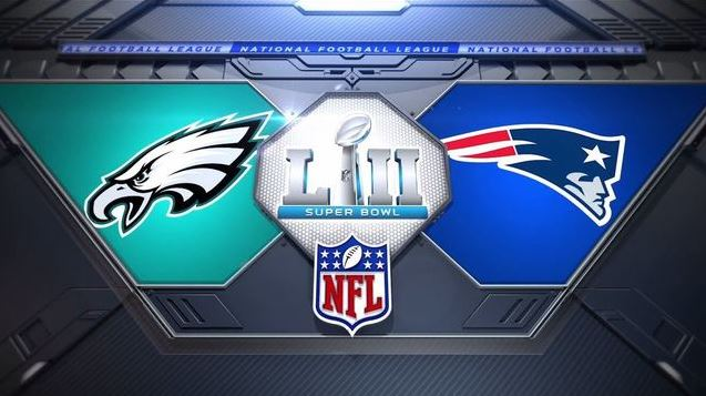 How to watch Super Bowl LII online Eagles vs Patriots live