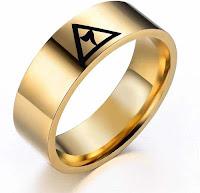 Honor y responsabilidad al portar un anillo masónico. Un compromiso sagrado.