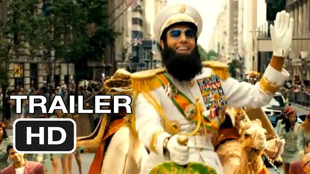 The Dictator Hollywood Best Comedy Movie