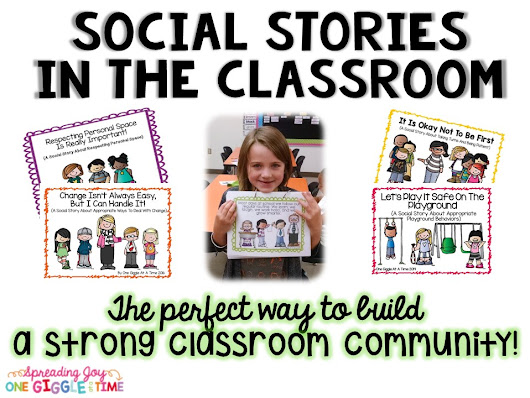 The Perfect Way To Build A Strong Classroom Community