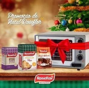 Promoção Roseflor Alimentos Natal 2019 Forno Novinho