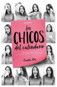portada del libro Los chicos del calendario de Candela Ríos