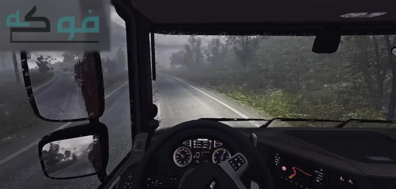 المتطلبات الواجب توافرها تحميل لعبة euro truck simulator 2