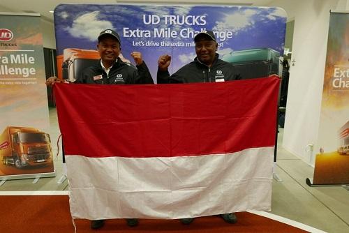 Konsumsi BBM UD Trucks