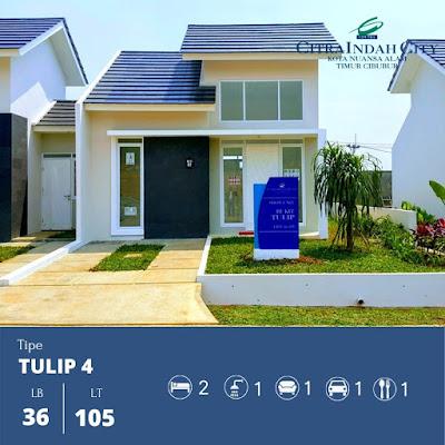Rumah Tulip 36 105 Citra Indah City