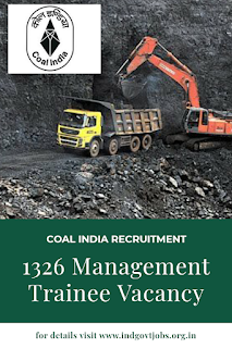 Coal India Recruitment