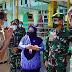 Sukseskan Harganas Ke 27, Kasrem 032/Wbr Dampingi Gubernur Sumbar Tinjau Langsung Pelayanan Sejuta Akseptor KB