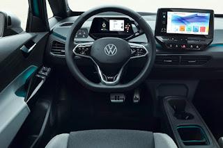 Volkswagen ID.3 (2020) Dashboard